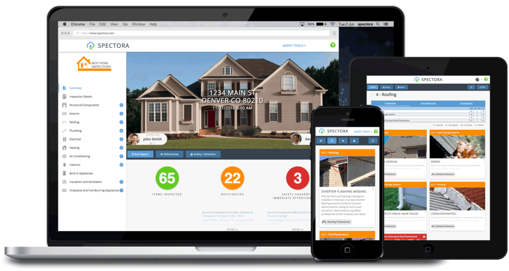 Hooked On Home Inspections - Brevard and Indian River County Florida, Residential and Insurance Inspections Spectora Report